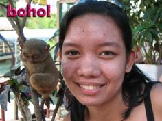 Bohol, Philippines - Tarsier