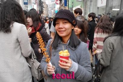 Korea Street Foods