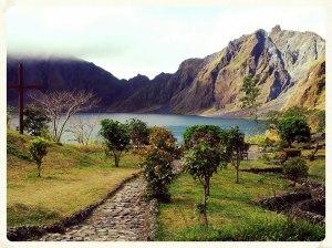 breathtaking and amazing: Mt. Pinatubo Crater Lake