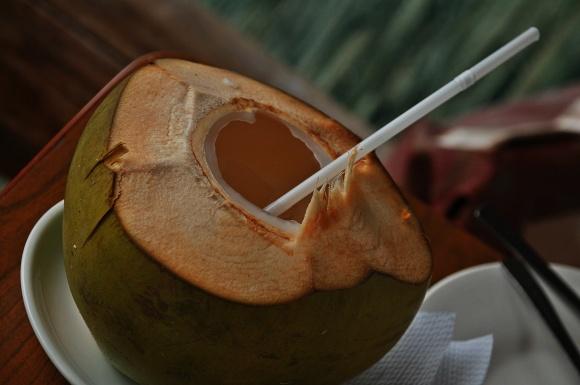Refreshing Buko Juice! [Philippines]