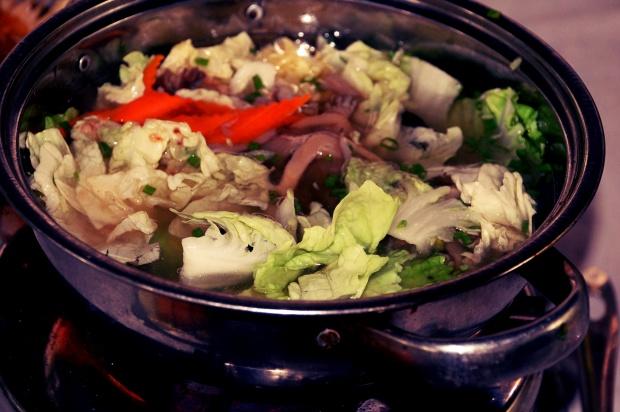 veggie soup [ho chi minh, vietnam tour]