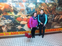 at the market where Filipino food can be found