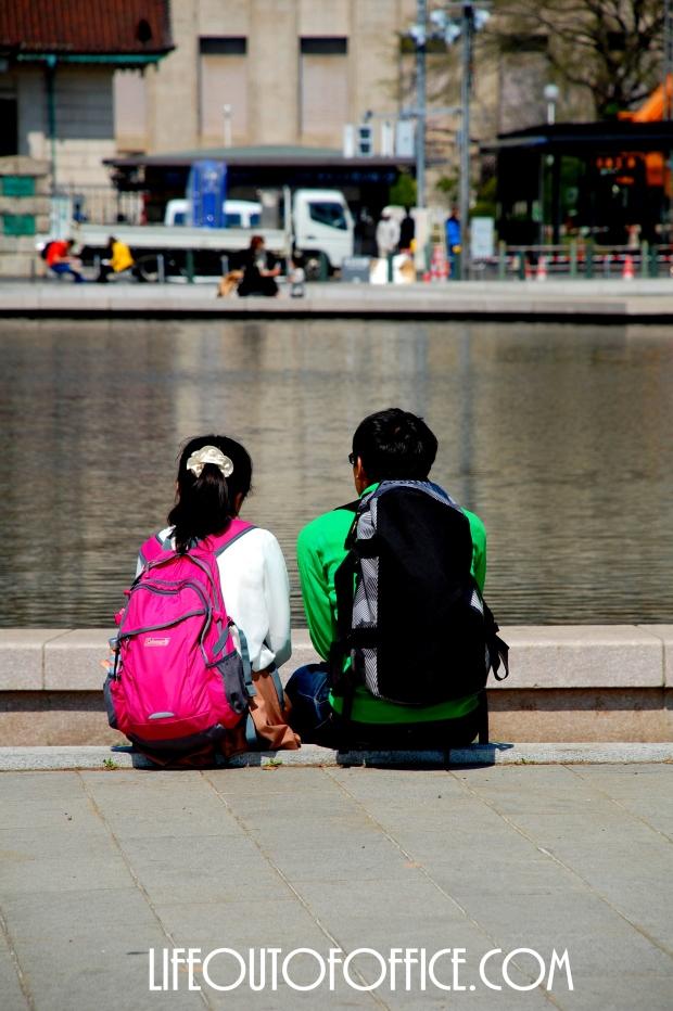[Ueno Park] better together