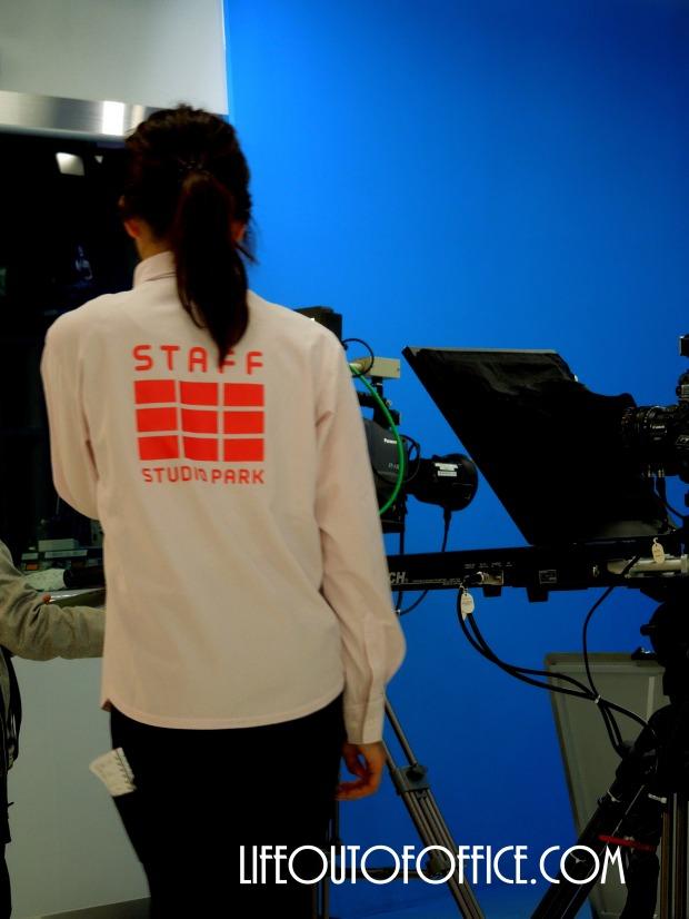 [NHK Studio] studio crew