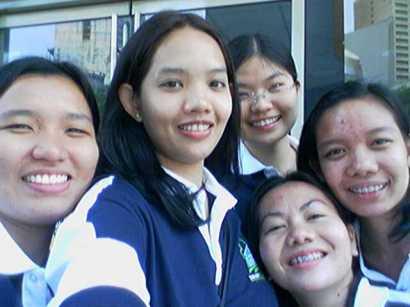 CPG ASS Volunteers