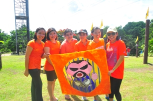 Orange Team - BAs Teambuilding