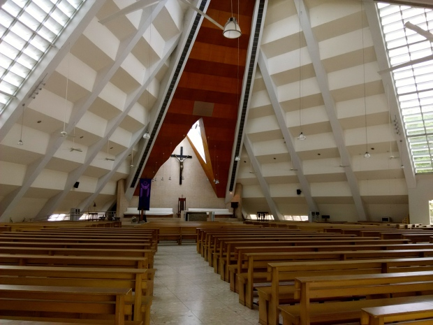 Church of the Jesu, Ateneo de Manila University